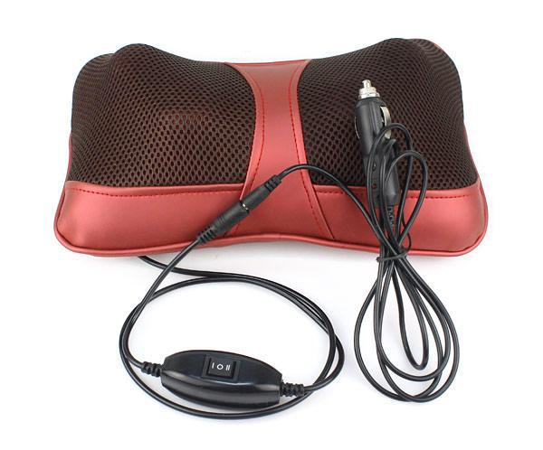 New Arrival Free Shipping Multinational Car Neck Massage Pad Waist Back Massage Device Chair Cushion Household car massage new promotion neck care device high performance massage chair made in china free shipping