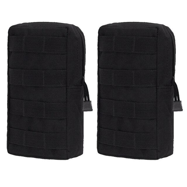 Sports Military MOLLE Pouch Vest Bag 1