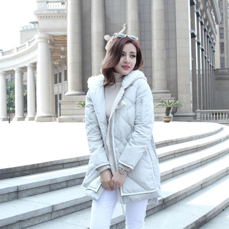 2015 Mulheres de Inverno Casuais Para Baixo Parka Mulheres Casacos de  Inverno E Coats Abrigos Chaquetas Mujer Invierno Y 2015 be0af0ab69