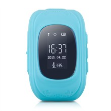 TUFEN Child Sensible Watch Q50 GPS Protected for smartWatch Wristwatch SOS Name Location Finder Locator Tracker for Little one Anti Misplaced