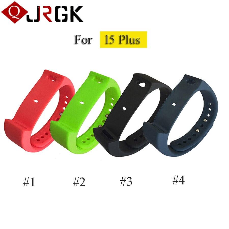 Original Iwown i5 plus font b Smart b font Bracelet Strap Replacement Band Strap for Smartband