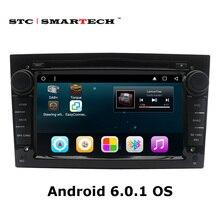2 DIN Android 6.0.1 Car DVD GPS навигации стерео Радио для Opel Antara Vectra Zafira Astra H G J vauxhall С can-bus WI-FI OBD
