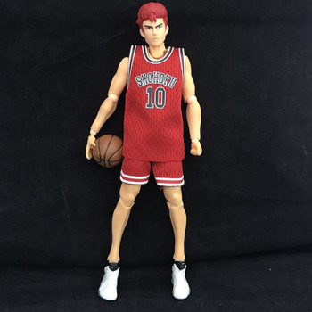 Anime SLAM DUNK Action Figure – Hanamichi Sakuragi joint Movable  | 17cm