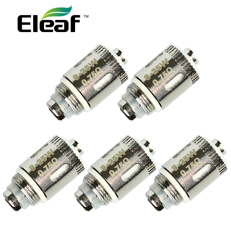 Eleaf GS Air 2 Atomizer Coil 0.75ohm Pure Cotton Head Electronic Cigarette KA1 Heating Wire Coils For GS-Air 2 Atomizer Vape