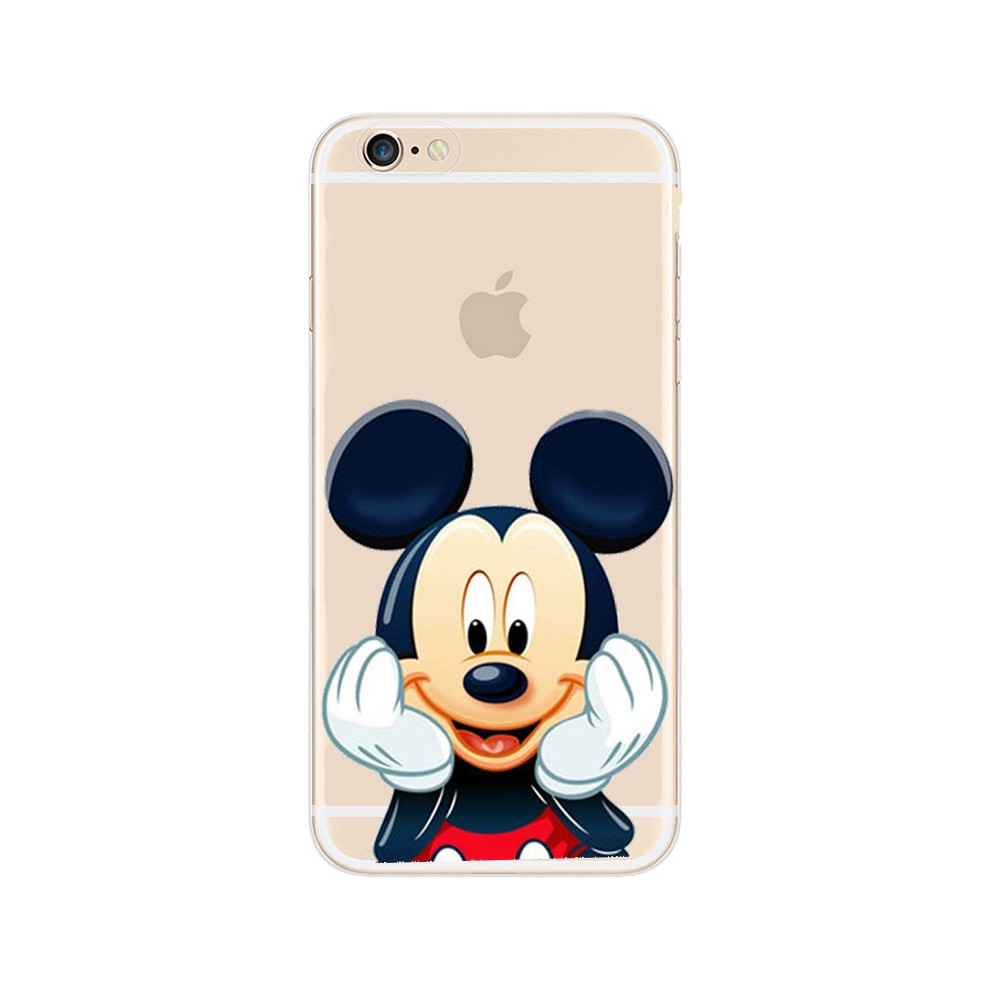 Hot-New-Cute-Mickey-Mouse-Mickey-and-Minnie-Hard-Cover-Case-For-apple-iPhone-5-5S (2)
