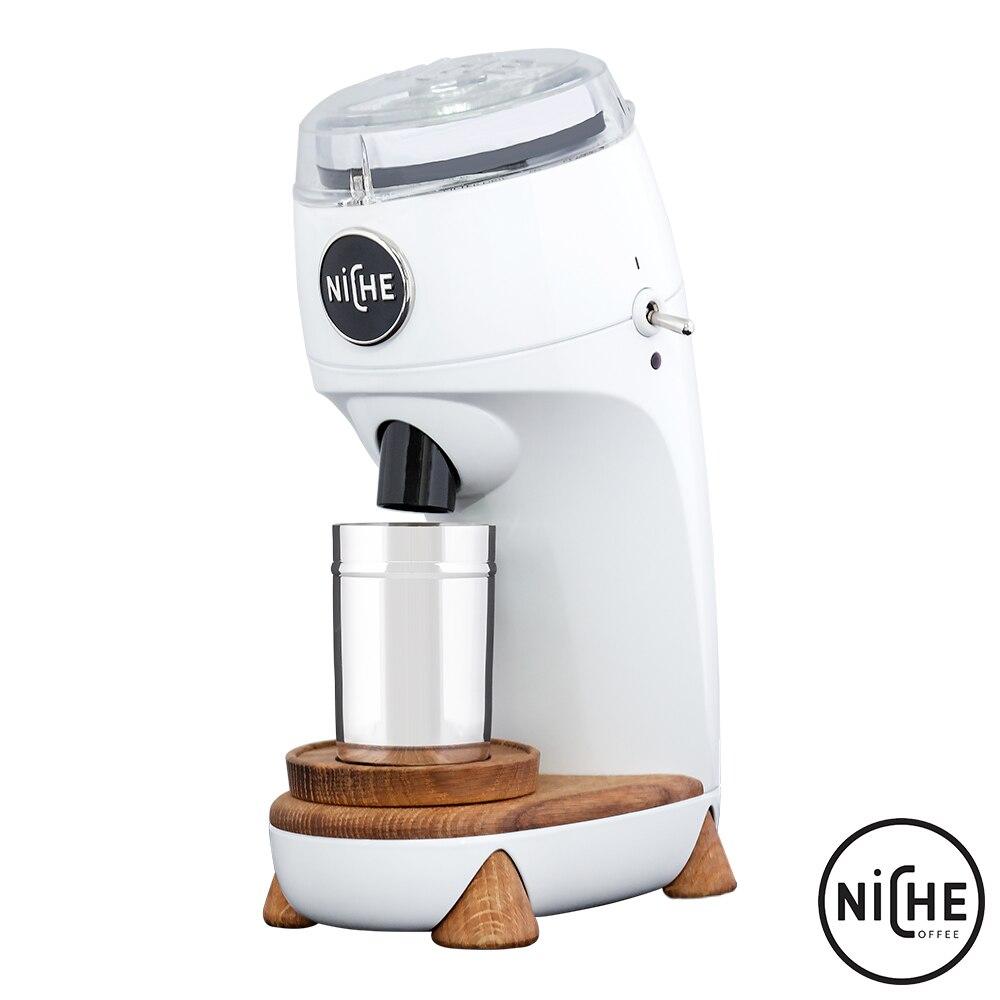 Welhome/WPM Nicho Zero Residual Pó Cone Faca Elétrica Moedor de Café máquina de café Máquina de Moer Feijão WPM