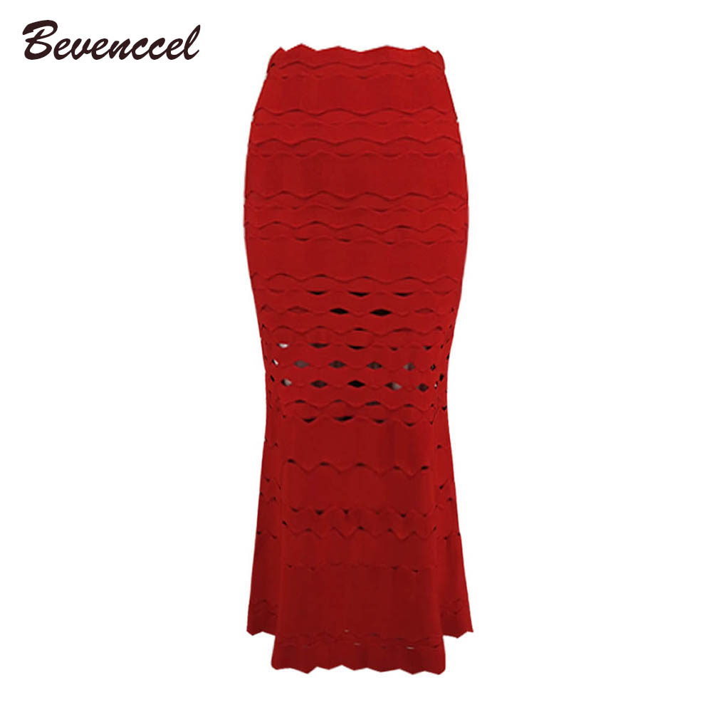 Women Fashion Red Black White Beige 2019 New Arrival A Line Jacquard Knee Length Celebrity Party