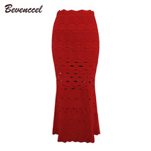 Women Fashion Red Black White Beige 2020 New Arrival A Line Jacquard Knee Length Celebrity Party Ban