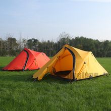Sir Hillman 2 outdoor tent double layer rain and snow proof ultra light aluminum pole camping equipment