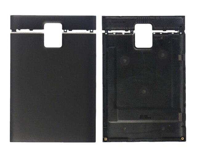 Новый Для Blackberry Q30 Новый Мобильный Телефон назад крышку корпуса чехол батарейного отсека крышка Бесплатная Доставка!
