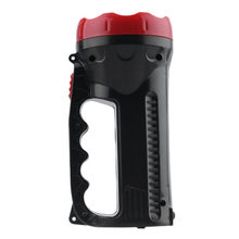 LED Outdoor Camping Hiking Super Bright Charging Portable Light Flashlight Torch Light Nine Lamp Head 1000mAH(China)