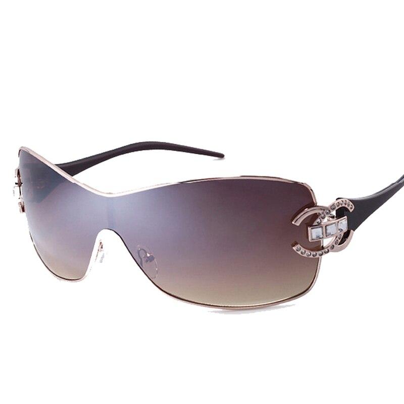 Óculos De Sol das mulheres marca de luxo óculos de Sol Das Senhoras de grandes dimensões para As Mulheres 2019 Top Qualidade Da Moda óculos de Armação dos óculos de Sol Do Vintage