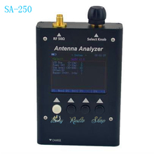 Walkie Talkie Antenna Analyzer analizador SA-250 two way radio meter SURECOM SA250 SA 250 Colour Graphic Antenna Analyzer