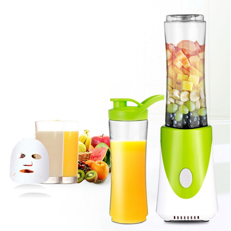 HIMOSKWA Multifunctional Fruit Juicer Portable Fruit Vegetable Juice Extractor Kitchen Exprimidor Home Milkshake Juicer Machine
