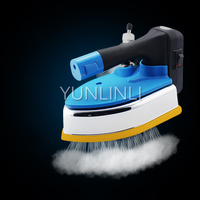 Household Iron Garment Steamer Iron For Clothes Home Appliances Commercial Condole Flask Type Electric Iron Clothing Shop Device