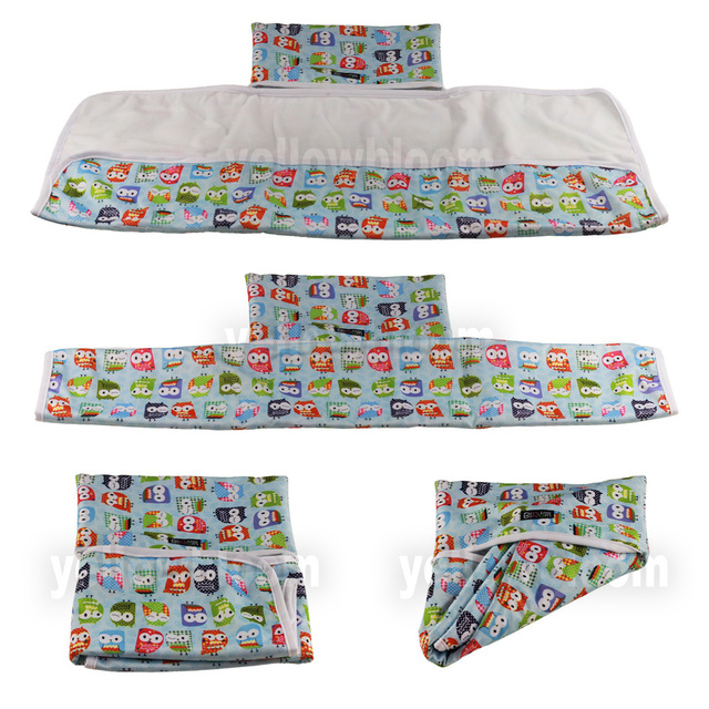 Foldable Washable Compact Diaper Changing Mat