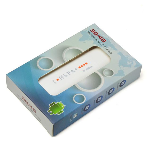 Internet USB 2G/3G HSPA Módem GSM/GPRS/EDGE MÓDEM Inalámbrico USB Stick 3.5G Módem inalámbrico card21.6Mbps HSPA 3G Módem de Datos
