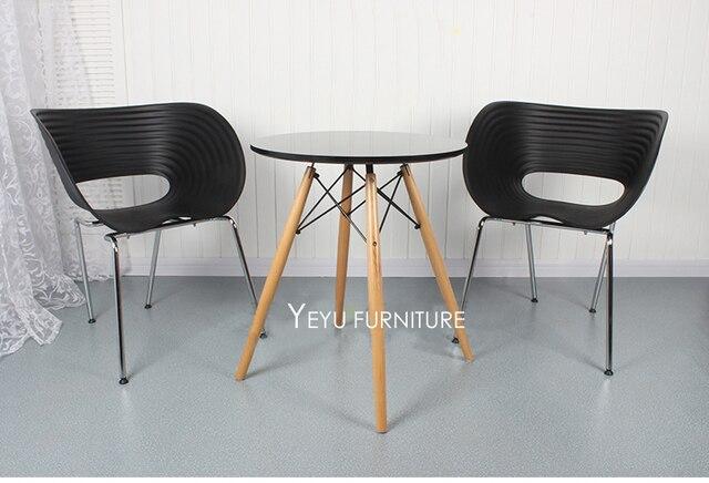 Sedie In Metallo E Plastica : Design moderno in plastica e metallo fashion classic design sedia