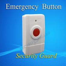 free shipping New Hot Selling Wireless emergency button for GSM Alarm System 1 pcs