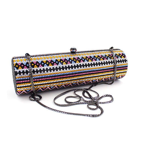 Casual mom's Clutch Purse Crystal Evening Bags Women Wedding Party High Quality Handbags With Chain Crossbody Bag for mom gifts