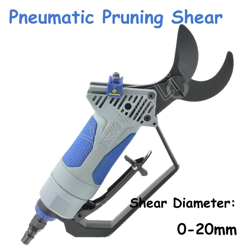 Pneumatic Pruning Shear Air Pruning Scissor Tree Wet Branch Gardening Trim Tools Vine Grape Pruners sannen 7l double decker cooler lunch bags insulated solid thermal lunchbox food picnic bag cooler tote handbags for men women
