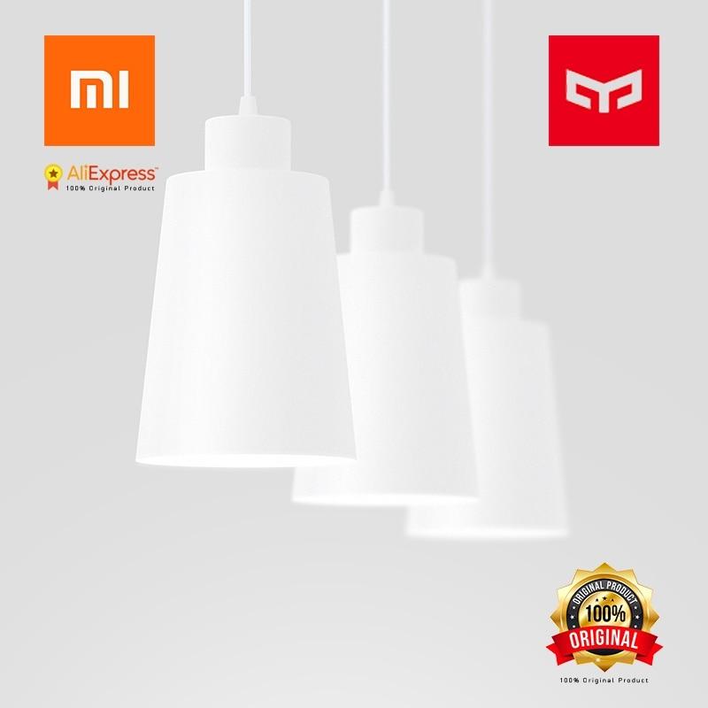 Xiaomi Original Yeelight Moonlight Chandelier Lamp Minimalist style, good atmosphere light, metal lamp body, rapid cooling original xiaomi e27 yeelight ii mi light colorful