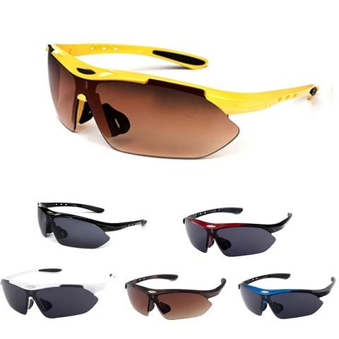 Outdoors Sports Cycling Bicycle Bike Riding Mens SunGlasses Eyewear Women Goggles Glasses UV400 Lens Sports MTB Pakistan