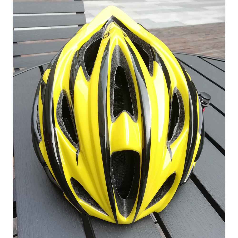 Thikuo Bicycle Helmets Men Women Bike Helmet Back Light Mountain Road Bike Integrally Molded Cycling Helmets in Bicycle Helmet from Sports Entertainment