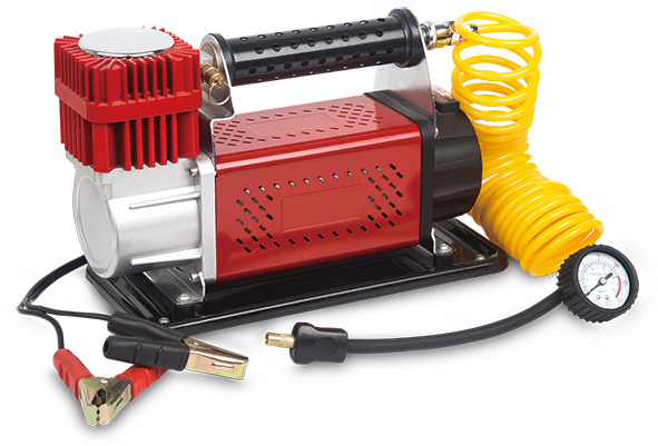 HF 16060 DC 12V 160L Heavy Duty Car Air Compressor 60MM Cylinder 160lpm Air Compressor CE