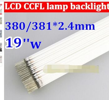 Free shipping Super light Universal 19 inch 4:3 Backlight CCFL Lamps 381mm/380*2.4mm for LCD Monitor Shipping