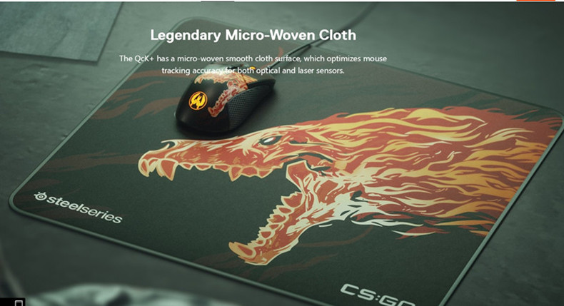 Steelseries Rival310 Game Mice Original roared HOWL CSGO Gaming Computer Mouse 5