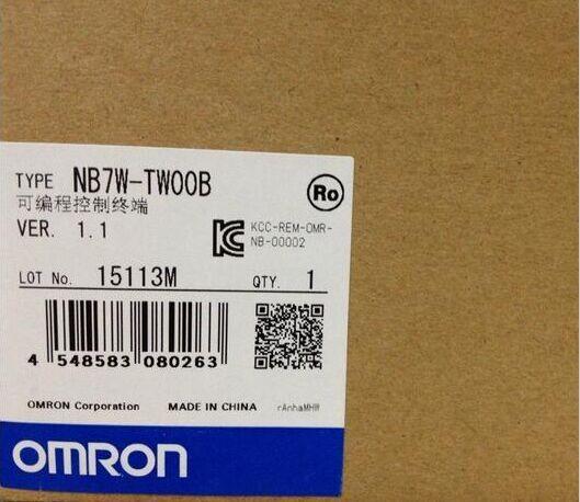 Tela de toque do painel novo e original PLC NB7W-TW00B testado bem de trabalho garantia de três meses frete grátis