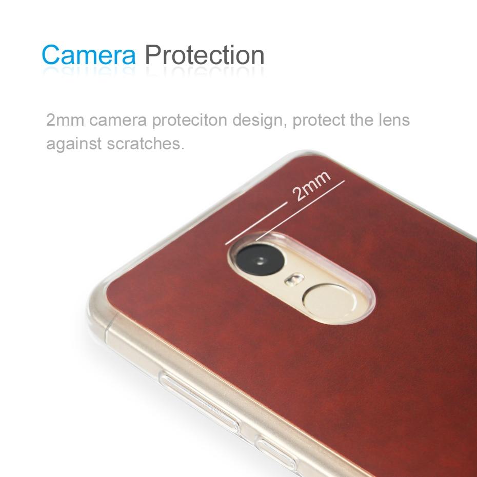 Original ZEASAIN Skin Friendly Touch PU-läderfodral för Xiaomi - Reservdelar och tillbehör för mobiltelefoner - Foto 5
