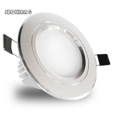 White shell Super bright 20PCS 7W 9W Recessed Dimmable Led Downlight Ceiling Lamp Spot Light Indoor Home Down Lighting