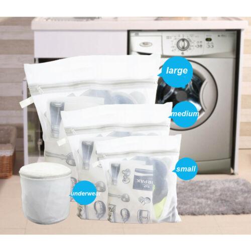 Women Girls Bra Laundry Lingerie Washing Hosiery Saver Protect Mesh Small Bag US