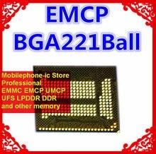 H9TQ52ACLTMC H9TQ52ACLTMCUR-KUM BGA221Ball EMCP 64 + 32 64 Гб Мобильная память новые оригинальные и б/у припаянные шарики протестированы ОК