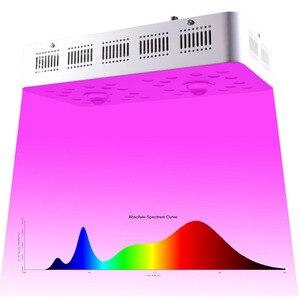 Image 5 - مفتاح مزدوج عكس الضوء الشمس 1000 واط 2000 واط 3000 واط COB رقاقة مزدوجة LED تنمو ضوء الطيف الكامل 410 730nm للنباتات الداخلية والزهور
