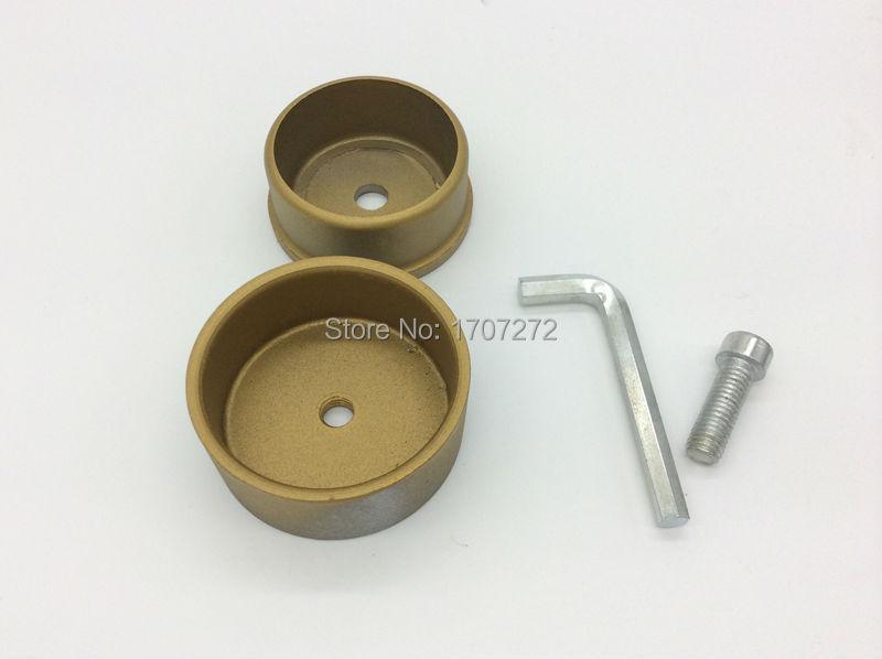 Free Shipping: welding parts, die head, 50mm Welding Mold, PPR,PE,PB Water Pipe hotmelt butt welding