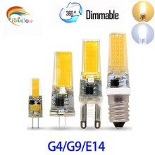 Replace 220V Chandelier Spotlight Led-Lighting-Lights Cob-Lamp-Bulb Halogen G9 9W 6W