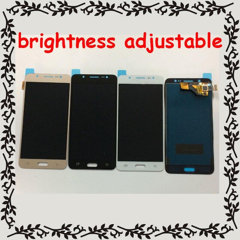 Para Samsung Galaxy J5 2016 LCD J510 SM J510F J510FN J510M J510Y J510G DS Monitor + digitalizador de pantalla táctil GRUPO DE LA ASAMBLEA
