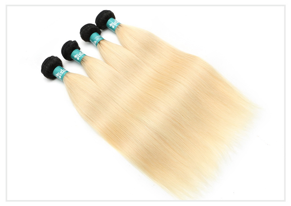 Ombre Blonde Human Hair (8)
