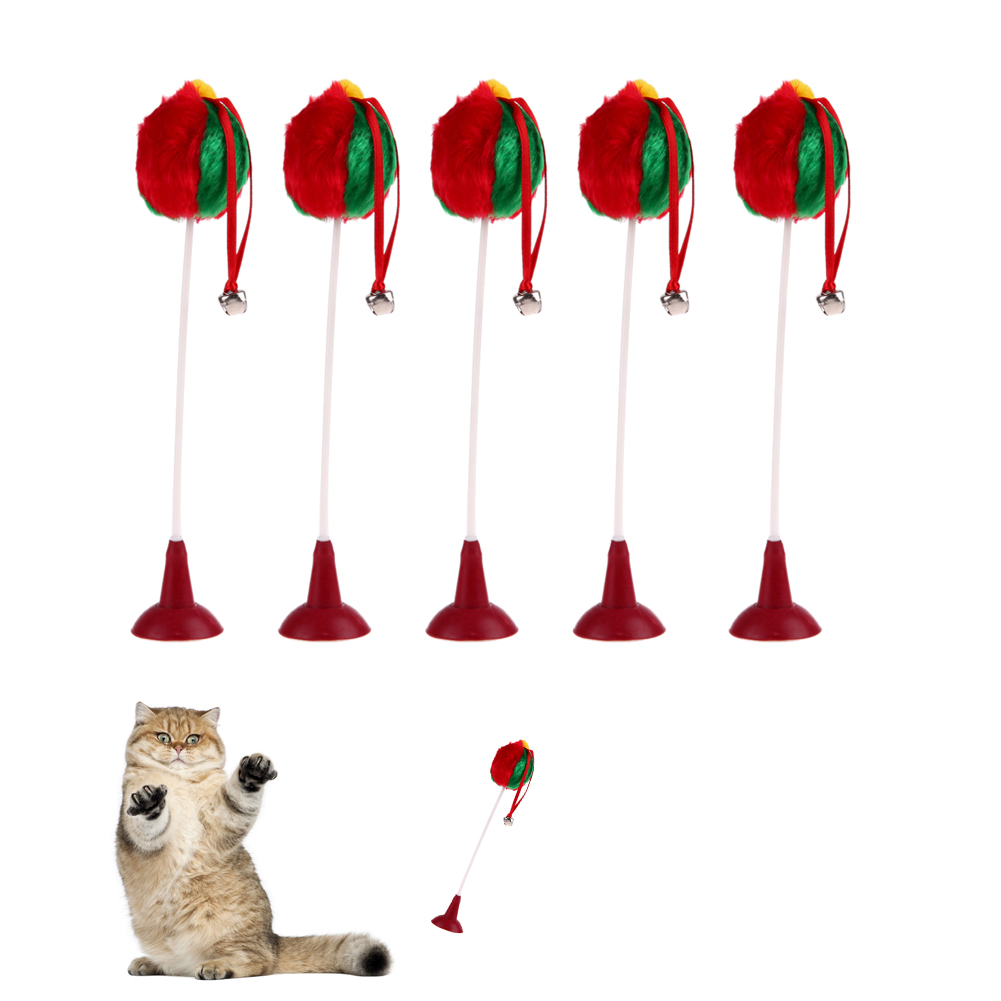 Spaß Haustier Katze Glocke Spielzeug Spielen Ausbildung Interactive ...