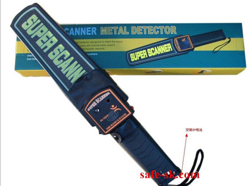 TANIO Poręczny ręczny wykrywacz metali Profesjonalny skaner o - Przyrządy pomiarowe - Zdjęcie 1