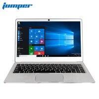 Джемпер EZbook 3L Pro 14 дюймов FHD Экран ноутбук Intel Apollo Lake N3450 HD Графика 500 6 г Оперативная память 64 г eMMC ультрабук Dual Band Wifi