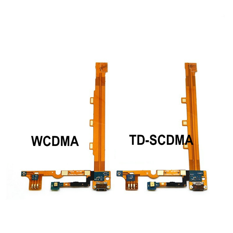 New Microphone Module+USB Charging Port Board Flex Cable Connector Parts For Xiaomi 3 Mi3 Replacement