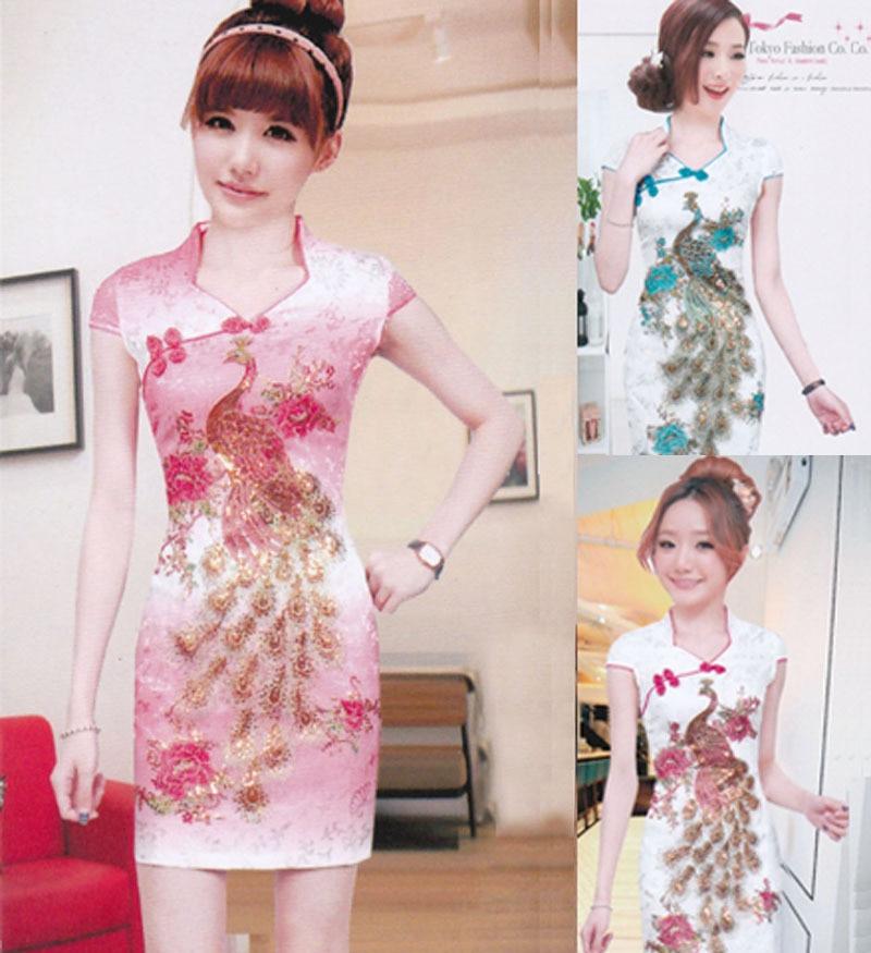 Aliexpress.com: Comprar Venta Vestido de Cheongsam vestido Chino ...