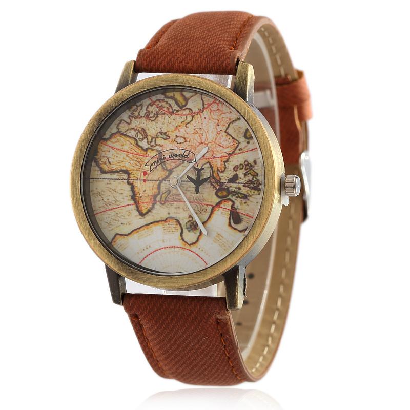 2016-Cowboy-strap-Map-Watch-By-Plane-Watches-Women-Men-Denim-Fabric-Quartz-Watch-7-color (6)