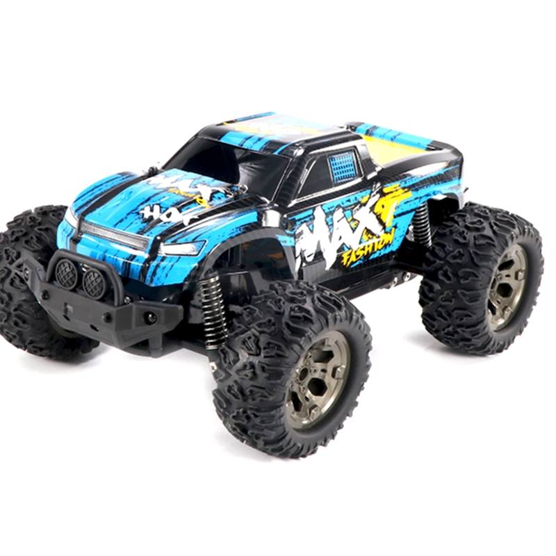 UJ99-1212B 1:12 Off-Road RC Car 225km/H Speed Cross Country Vehicle RTR 2.4G Pistol Transmitter Support Drift And High-Speed TOYUJ99-1212B 1:12 Off-Road RC Car 225km/H Speed Cross Country Vehicle RTR 2.4G Pistol Transmitter Support Drift And High-Speed TOY