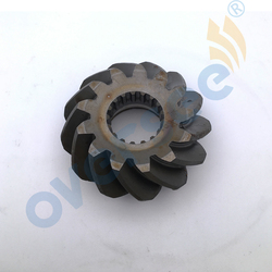 Для подвесного мотора YAMAHA 115, 130 HP Gear Pinion engranaje 6E5-45551-00 6E5-45551
