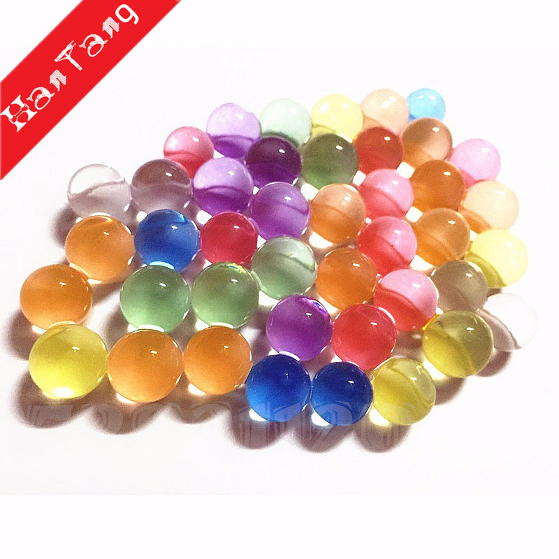 500Pcs(10g) Home&Living Crystal Mud Beads Pearl Shaped